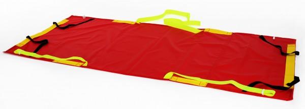 Rettungstuch / Evakuierungstuch SRT 230 SP mit 8 Tragegriffen, nach DIN 4102