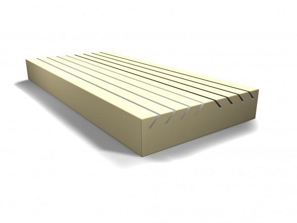 Komfort Pflegebett-Matratze