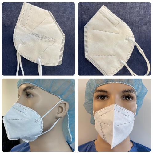 FFP2 Atemschutzmasken ohne Ventil