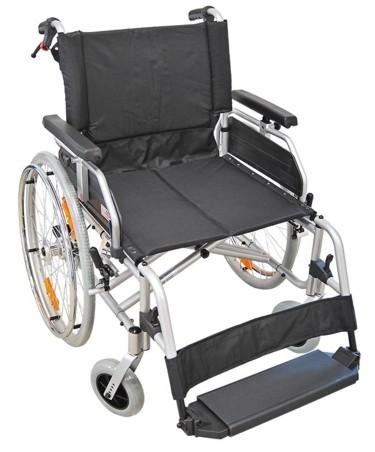 Rollstuhl für mittlere Belastbarkeit